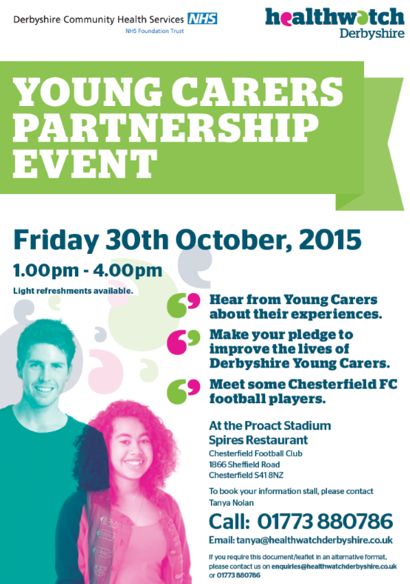 Young Carers Partnership Event