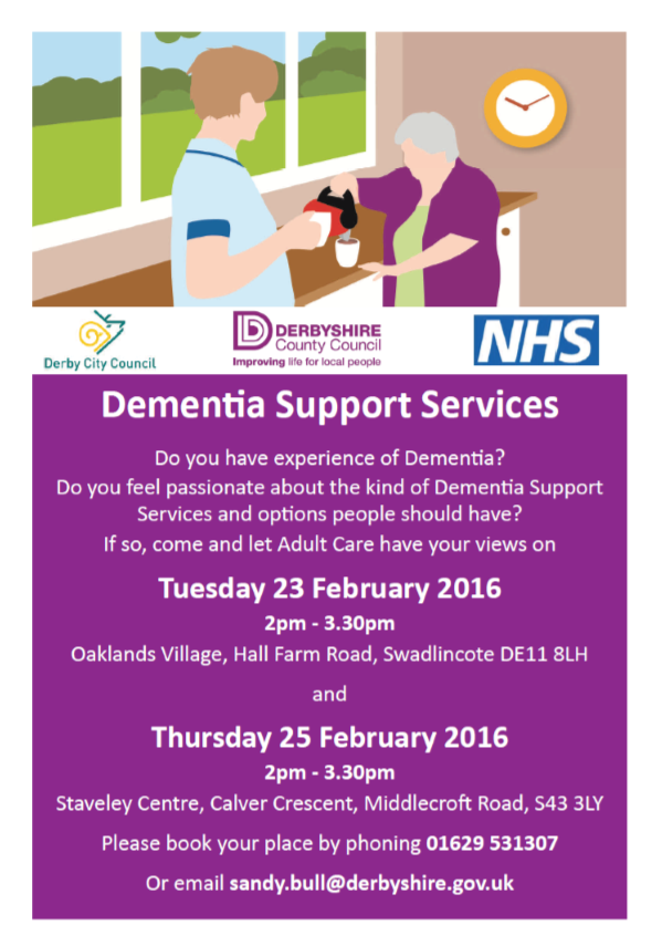 Dementia Support Services